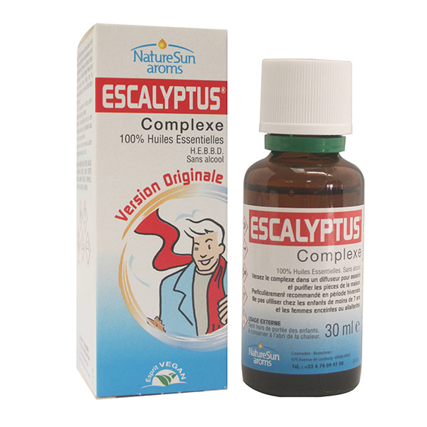 Escalyptus Complexe diffusion Version Originale /  -